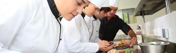 Секция по обучению профессии общественного питания